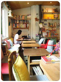 Cafe-holic, Seoul