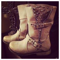 Rocker Ice Boots!  #swoonboutique