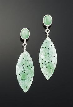 Jade Jewelry | Jadeite Jade Jewelry @ Christie's, Jewels at South Kensington. 17 ...