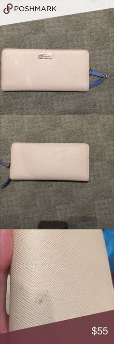 Henri Bendel single snap wallet Used a few times, any wear is shown in the pictures! henri bendel Bags Wallets