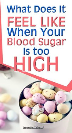 What Does It Feel Like When Your Blood Sugar Is too High Normal Blood Sugar Level, High Blood Sugar, Blood Sugar Levels, 13 Day Diet, Diabetes Management, Diabetic Friendly, Feel Like, Diet Recipes, Healthy Lifestyle