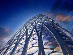 I Love Modern Architecture - Dorobanti Tower: Bucharest, Romania - My Modern Met