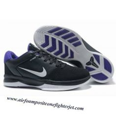 546c77898a8e Nike Dream Season III Low Kobe Bryant Black White Outlet Kobe Shoes