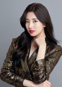 Suzy for Lancome 'Teint Idole Ultra Wear' Collection. Bae Suzy, Korean Actresses, Korean Actors, Suzy Bae Fashion, Korean Beauty, Asian Beauty, Miss A Suzy, Korean Celebrities, Beautiful Asian Girls