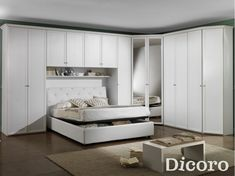 New Bedroom Wardrobe Design Ideas Guest Rooms Ideas Bedroom Closet Design, Bedroom Wardrobe, Wardrobe Design, Bedroom Storage, Home Bedroom, Bedroom Decor, Lux Bedroom, Fitted Bedroom Furniture, Fitted Bedrooms