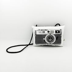 Items similar to Soft toy camera / Stuffed toy camera / Monochrome decor on Etsy Toy Camera, Soft Shorts, Plush Dolls, Hand Sewing, Screen Printing, Monochrome, My Etsy Shop, Toys, Stuffed Toy