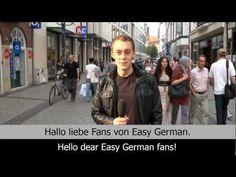 18 Y12 German Videos Listening German Learn German German Language