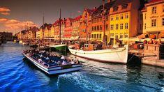 Sedutora pelo colorido, pela tranquilidade e pelo requinte da arquitetura, da gastronomia, pela diversidade cultural e de atividades outdoor... assim é a Dinamarca!