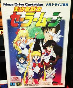 On instagram by ludlum_vince  #segamegadrive #microhobbit (o)  http://ift.tt/1MwQicW  美少女戦士セーラームーン is a beat 'em up arcade game for Sega Mega Drive. The game is set in the first series of Sailor Moon and the player takes control of one of the five heroines (Guardian Senshi) .  #SailorMoon #美少女戦士セーラームーン #UsagiTsukino #AmiMizuno #ReiHino #MakotoKino #MinakoAino #Sega  #メガドライブ   #segacollection #segacollective #Genesis #MegaDrive #16bits  #16bit #retrogames #retroliberty #retrosega #cuzsega…