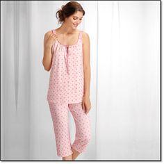 760ab0651ad6  comfortable  lightweight  capri  pajama  set coming to www.monicahertzog.