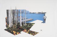 Composite Landscapes_James Corner, Lake City skyline Töölönlahti Park, Helsinki 1997