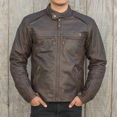 Triumph Restore Leather Jacket