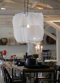 Koushi lamp THE original by Merci Merci Store, Lamp Light, Light Bulb, Merci Paris, Homer Decor, Interior Styling, Interior Design, Empty Room, Distressed Furniture