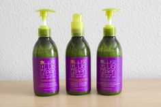 Little Green kids shampoo + body wash, detangler, + lotion review by amomlessordinary