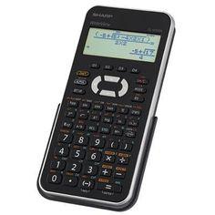 Sharp 4 Line Sci Calculator