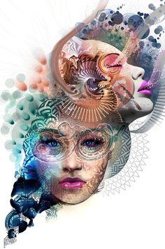 bipolar Art Print -- so awesome!