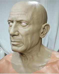 Julius Caesar, Greek, Statue, 3d, Traditional, Digital, Greece, Sculptures, Sculpture