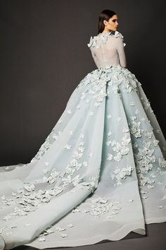 Your something blue, wouldn't Joy Proctor rock this dress