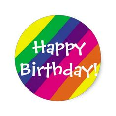 >>>Are you looking for          Happy Birthday! Sticker           Happy Birthday! Sticker lowest price for you. In addition you can compare price with another store and read helpful reviews. BuyShopping          Happy Birthday! Sticker Review from Associated Store with this Deal...Cleck Hot Deals >>> http://www.zazzle.com/happy_birthday_sticker-217024177512347314?rf=238627982471231924&zbar=1&tc=terrest