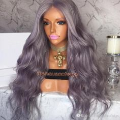 Unprocessed Virgin Brazilian Hair Wigs Wavy Style Glueless Human Hair Lace Front Wigs For Women Full Lace Wigs Brazilian Hair Wigs Human Hair Lace front Wigs Full Lace Wigs Online with $501.05/Piece on Thehouseofwigs's Store | DHgate.com Lace Front Wigs, Lace Wigs, Brazilian Hair Wigs, Colored Wigs, Wigs Online, Cool Braids, Peruvian Hair, Wig Hairstyles, Coachella