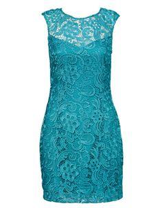 Lace insert cap sleeve bodycon dress fashion pinterest lace