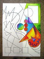 Krea d' IngeN: Kandinsky workshop