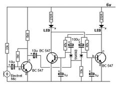 5V USB Car Charger Circuit with MC34063 Stepdown DC DC