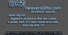 HeavenGifts.com Joyetech Blowout Sale