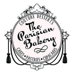 Bakery boutique retro / vintage logo by Enchanting Web Designs