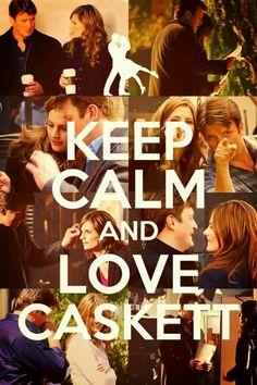Keep calm and love Caskett :) Castle/Beckett Castle Series, Castle Tv Shows, Series Movies, Tv Series, Watch Castle, Richard Castle, Castle Beckett, Travel Humor, Mystery Series