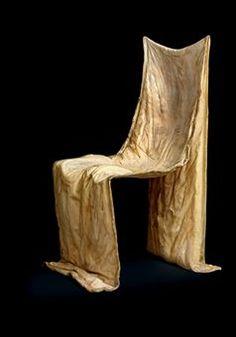 Golgotha Chair by Gaetano Pesce