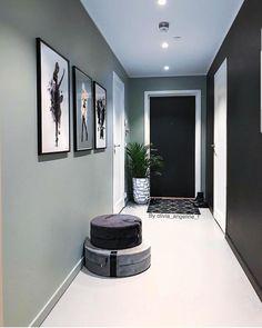 Likes, 64 Kommentare - Olivi Likes, 64 Kommentare – Olivia Ang. Flur Design, Hall Design, Home Living Room, Living Room Designs, Living Room Decor, Hallway Inspiration, Hallway Designs, Hallway Decorating, Home Decor Furniture