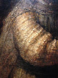 Detail > Het joodse bruidje (1667) - Rembrandt van Rijn