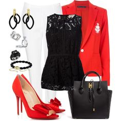 """""""Strong"""" by reica on Polyvore"""