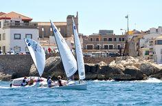 España. Campeonato del Mundo de la Clase Europa 2012, en el CN L'Escala (Girona)