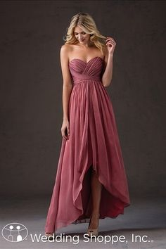 Belsoie Bridesmaid Dress L184052