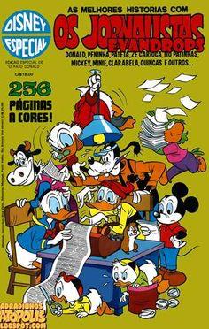 Disney Especial - 031 : Os Jornalistas