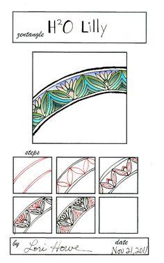 #tutorial #cornicetta #zentangle #riempimenti #pattern