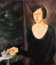 'Temptation', Leonor Fini  (1907–1996)
