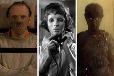¿Has visto al menos la mitad de las 100 mejores películas de terror?