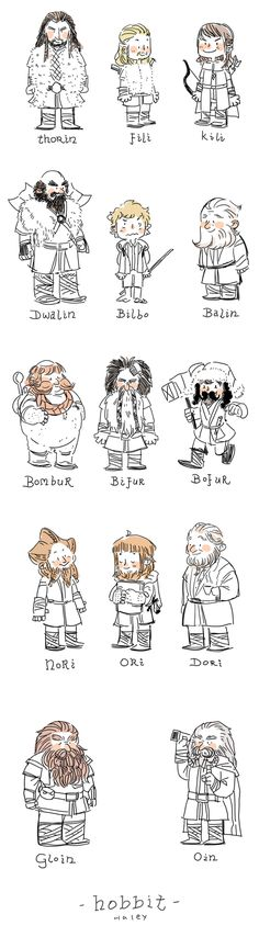 Hobbit-20140119 by haleyhss.deviantart.com on @DeviantArt