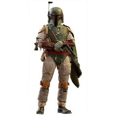 Hot Toys Movie Masterpiece: Star Wars Episode VI Return of the Jedi - Boba Fett