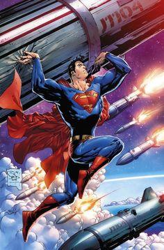 Superman - Action Comics Uncanny Comics Tony S Daniel Variant Superman Artwork, Superman Wallpaper, Superman Comic, Superman Stuff, Superman News, Superman Man Of Steel, Superman Wonder Woman, Comic Books Art, Comic Art