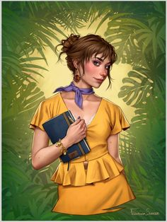 Tagged with disney, disney princesses, fernanda suarez, modern retelling, lady is my favorite; Disney Princesses in the Disney Princess Fashion, Disney Princess Drawings, Disney Princess Art, Disney Drawings, Disney Princesses, Drawing Disney, Disney E Dreamworks, Disney Pixar, Punk Disney