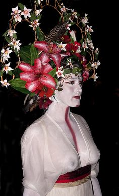 The May Queen - Beltane Fire Festival 2011 by euan_pics, via Flickr