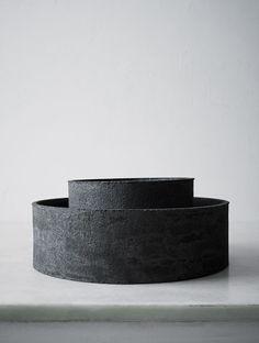 Anna Lerinder #black #minimalist