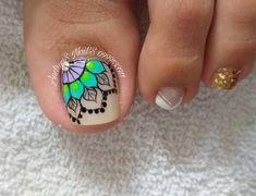 Visit the post for more. Nail Polish Art, Toe Nail Art, Acrylic Nails, Feet Nail Design, Toe Nail Designs, French Pedicure Designs, Pretty Toe Nails, Cute Toe Nails, Pedicure Nail Art