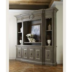 Habersham Biltmore Olmsted Home Entertainment Center