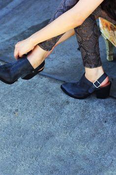 Victoria T Rnegren My New Mules Fashion