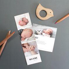 Faire Part Photo, Album Design, Baby Family, Babysitting, Presentation Design, Birth, Toddler Bed, 1, Poster